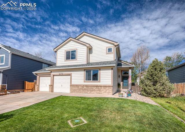 2072 Hibbard Lane, Fountain, CO 80817 (#3350116) :: Tommy Daly Home Team