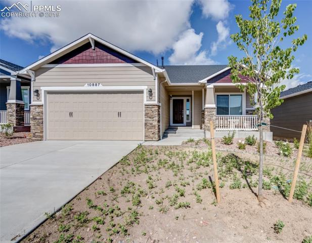 10887 Hidden Brook Circle, Colorado Springs, CO 80908 (#3350514) :: Fisk Team, RE/MAX Properties, Inc.