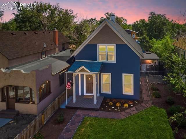 613 N Wahsatch Avenue, Colorado Springs, CO 80903 (#3351672) :: Venterra Real Estate LLC