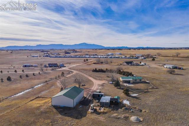 14855 E Highway 24, Peyton, CO 80831 (#3354274) :: The Hunstiger Team