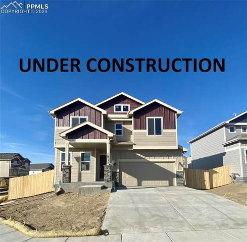 9925 Castor Drive, Colorado Springs, CO 80925 (#3357903) :: Tommy Daly Home Team