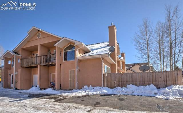 1706 Columbine Village Drive, Woodland Park, CO 80863 (#3359502) :: 8z Real Estate