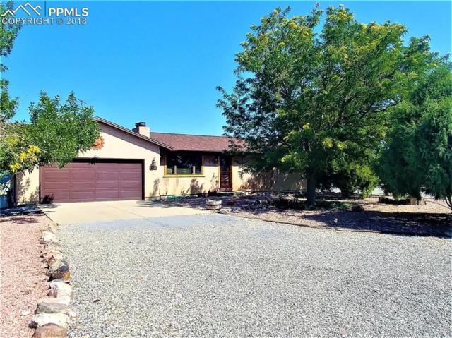 855 N Matt Drive, Pueblo West, CO 81007 (#3359561) :: The Treasure Davis Team
