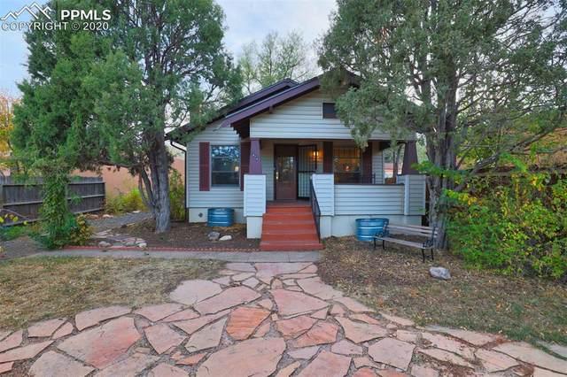 1824 S 8th Street, Colorado Springs, CO 80905 (#3360246) :: The Kibler Group