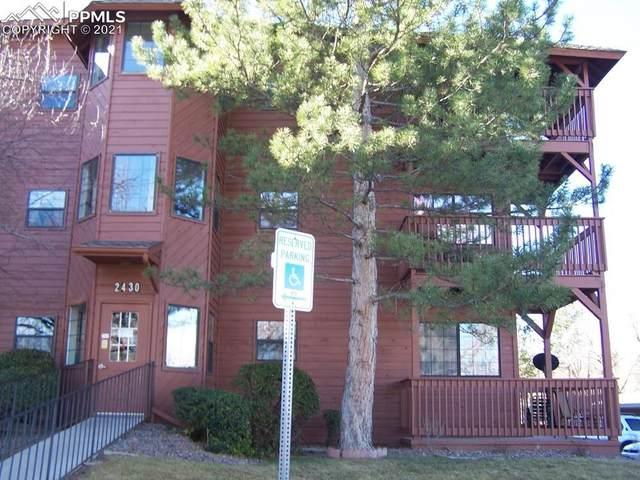 2430 Palmer Park Boulevard #304, Colorado Springs, CO 80909 (#3360598) :: Relevate | Denver