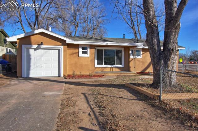 301 Leta Drive, Colorado Springs, CO 80911 (#3361316) :: The Dunfee Group - powered by eXp Realty