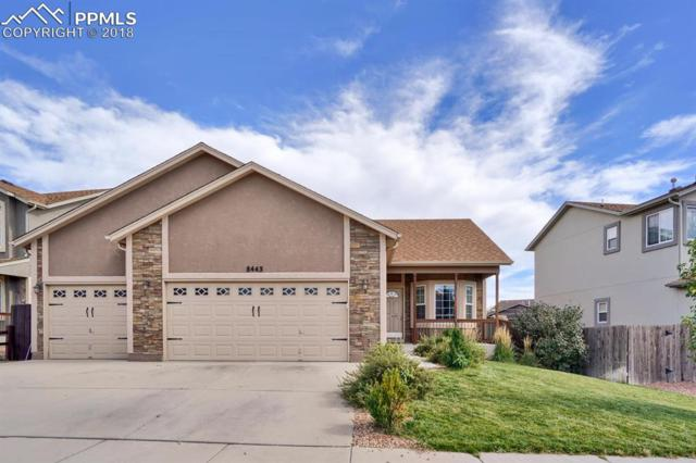8443 Waterville Way, Colorado Springs, CO 80925 (#3362362) :: Jason Daniels & Associates at RE/MAX Millennium