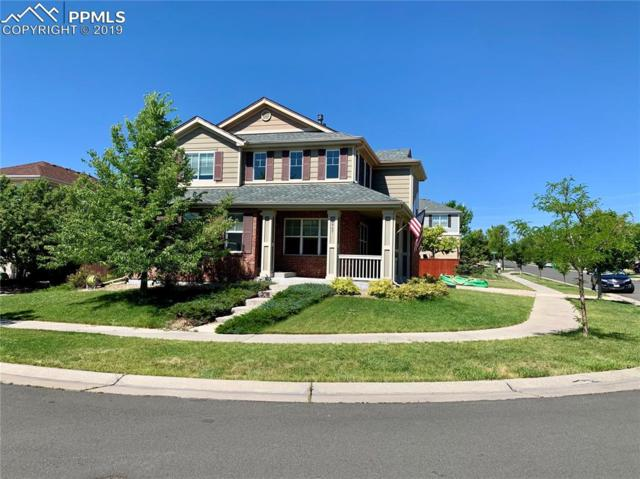 4747 S Fultondale Way, Aurora, CO 80016 (#3365460) :: Action Team Realty