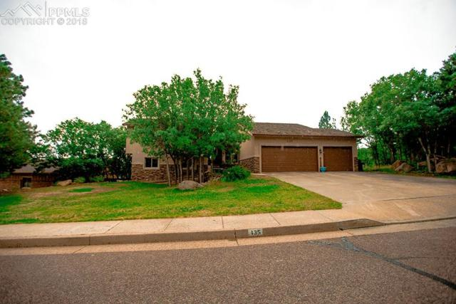 135 Beckwith Drive, Colorado Springs, CO 80906 (#3365891) :: The Hunstiger Team