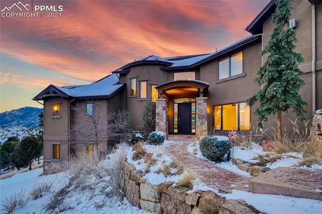 4305 Cavern Ridge Road, Colorado Springs, CO 80904 (#3366316) :: The Harling Team @ HomeSmart