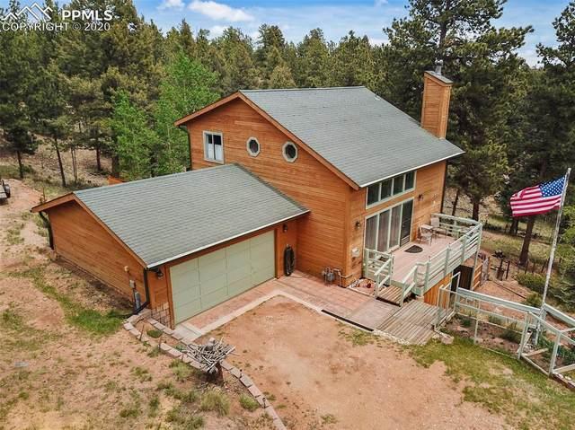812 Cottonwood Lake Drive, Divide, CO 80814 (#3368483) :: 8z Real Estate