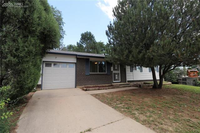 4446 Frost Drive, Colorado Springs, CO 80916 (#3369870) :: RE/MAX Advantage