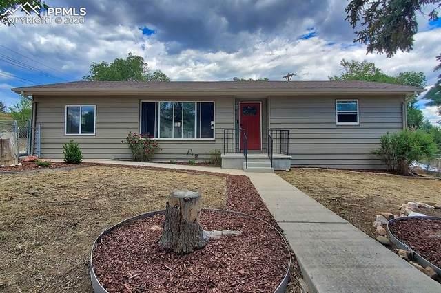 924 W Jackson Street, Colorado Springs, CO 80907 (#3369990) :: Tommy Daly Home Team