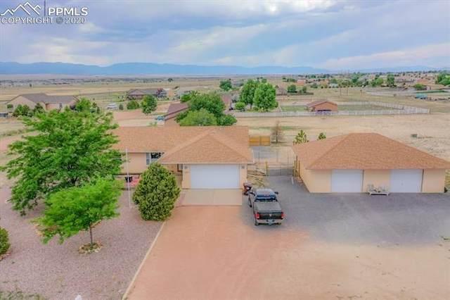 1289 S Yerba Santa Drive, Pueblo, CO 81007 (#3370063) :: Action Team Realty