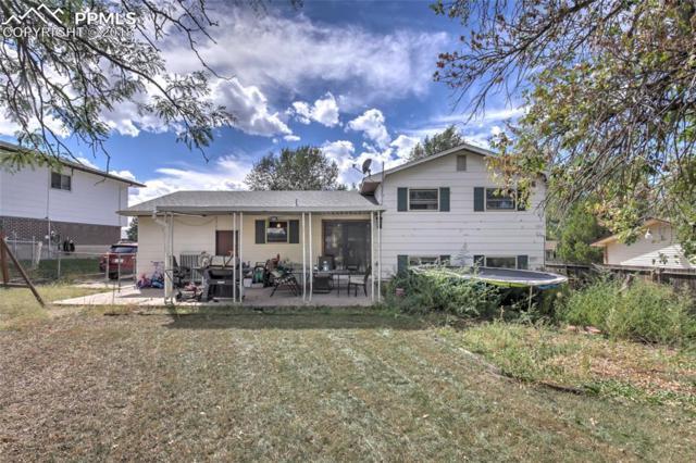 205 Cielo Vista Street, Colorado Springs, CO 80911 (#3375328) :: The Kibler Group