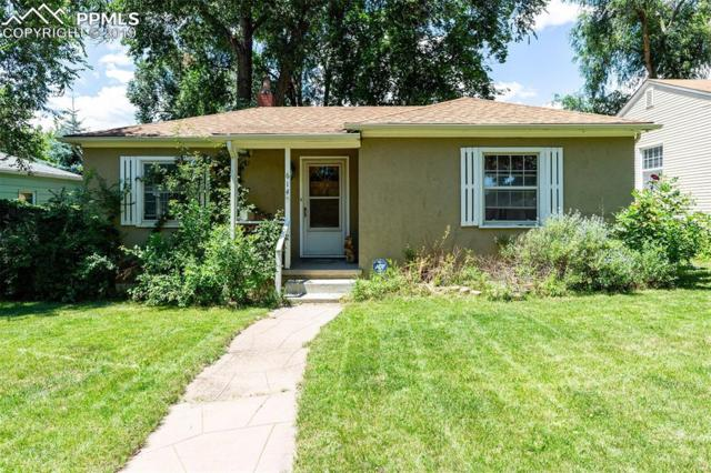 614 N Logan Avenue, Colorado Springs, CO 80909 (#3377433) :: Tommy Daly Home Team