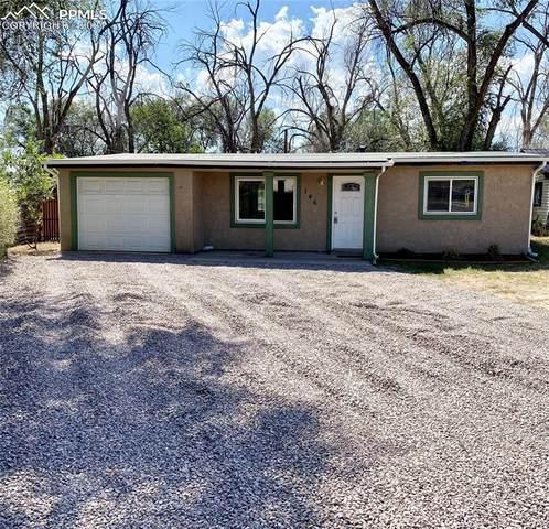 146 Security Boulevard, Colorado Springs, CO 80911 (#3380899) :: Action Team Realty