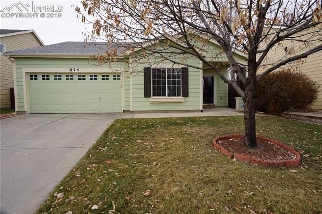 824 Prairie Star Circle, Colorado Springs, CO 80916 (#3383185) :: The Daniels Team