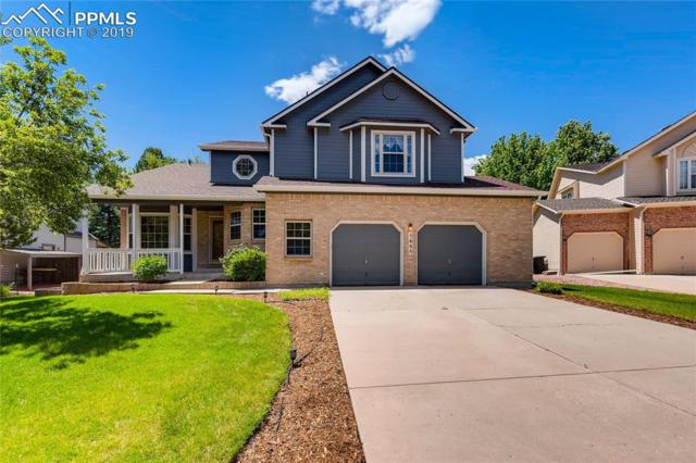 1455 Casson Court, Colorado Springs, CO 80919 (#3383933) :: The Hunstiger Team