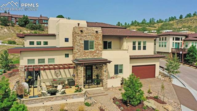 4473 Echo Drive, Larkspur, CO 80118 (#3385817) :: The Harling Team @ Homesmart Realty Group