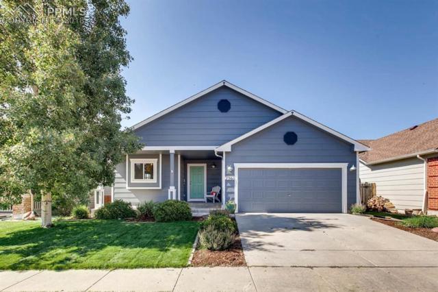 7361 Prythania Park Drive, Colorado Springs, CO 80923 (#3387274) :: Jason Daniels & Associates at RE/MAX Millennium