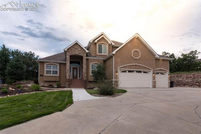 1141 Glengary Place, Colorado Springs, CO 80921 (#3388222) :: Tommy Daly Home Team