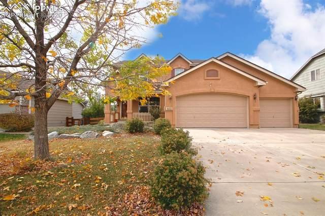 3668 Tail Wind Drive, Colorado Springs, CO 80911 (#3389006) :: The Scott Futa Home Team