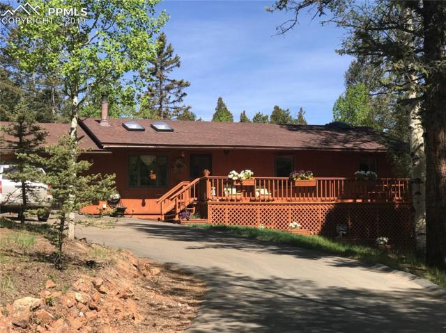 502 Spruce Lake Drive, Divide, CO 80814 (#3390219) :: The Peak Properties Group