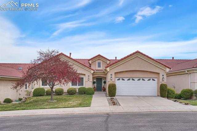 2768 La Strada Grande Heights, Colorado Springs, CO 80906 (#3392992) :: The Hunstiger Team