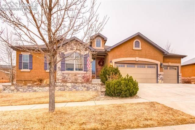 6002 Thurber Drive, Colorado Springs, CO 80924 (#3396335) :: Tommy Daly Home Team