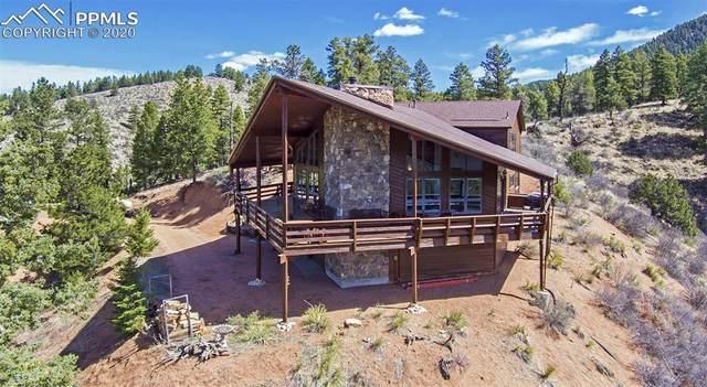 270 Spruce Road, Woodland Park, CO 80863 (#3396994) :: 8z Real Estate