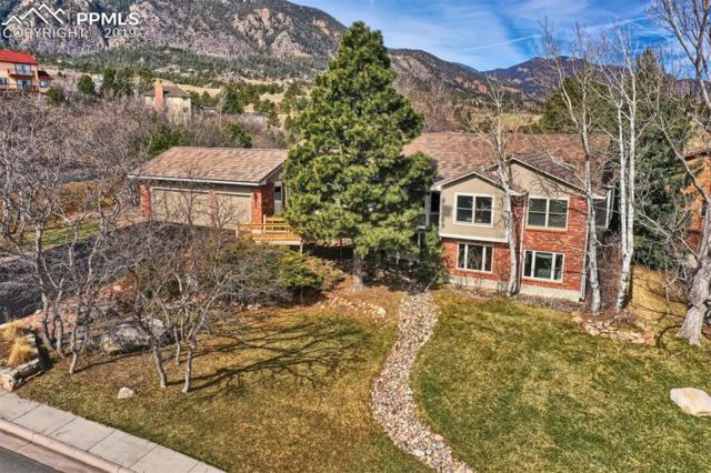 260 Childe Drive, Colorado Springs, CO 80906 (#3397563) :: CC Signature Group