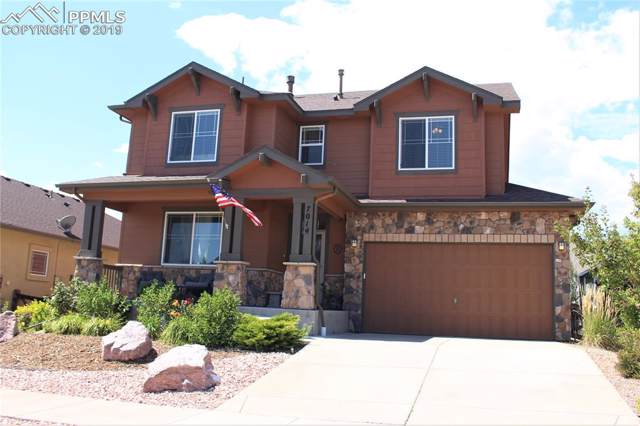 7014 Pear Leaf Court, Colorado Springs, CO 80927 (#3397613) :: The Treasure Davis Team
