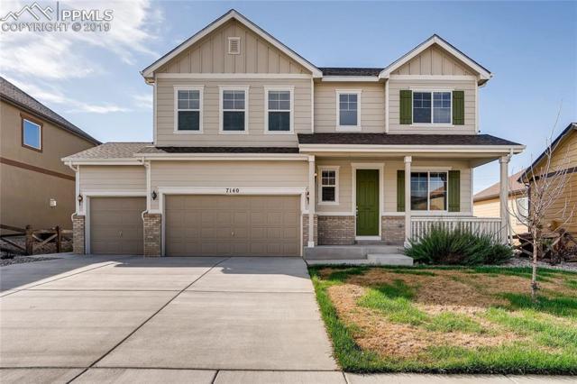 7140 Mountain Spruce Drive, Colorado Springs, CO 80927 (#3397998) :: 8z Real Estate