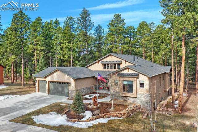 1250 Cottontail Trail, Woodland Park, CO 80863 (#3398671) :: Hudson Stonegate Team