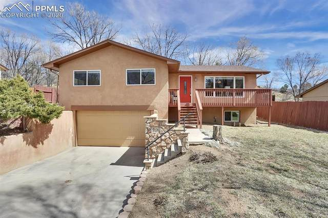 919 Pioneer Lane, Colorado Springs, CO 80904 (#3399768) :: Finch & Gable Real Estate Co.
