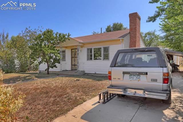 613 Stevens Avenue, Colorado Springs, CO 80905 (#3400623) :: The Peak Properties Group