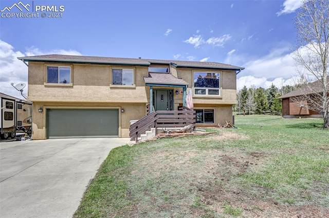 1960 Valley View Drive, Woodland Park, CO 80863 (#3403681) :: Dream Big Home Team | Keller Williams
