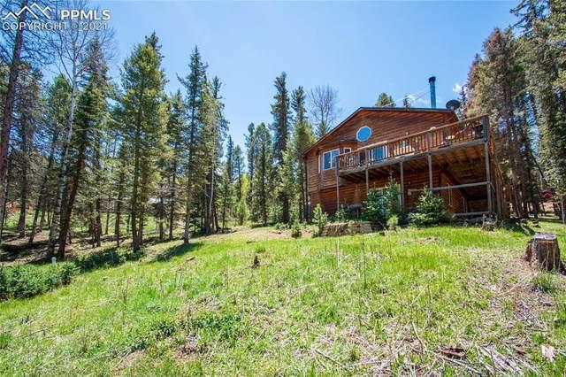353 Donzi Trail, Florissant, CO 80816 (#3405355) :: CC Signature Group