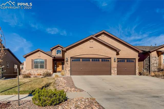 6144 Harney Drive, Colorado Springs, CO 80924 (#3406685) :: The Dixon Group