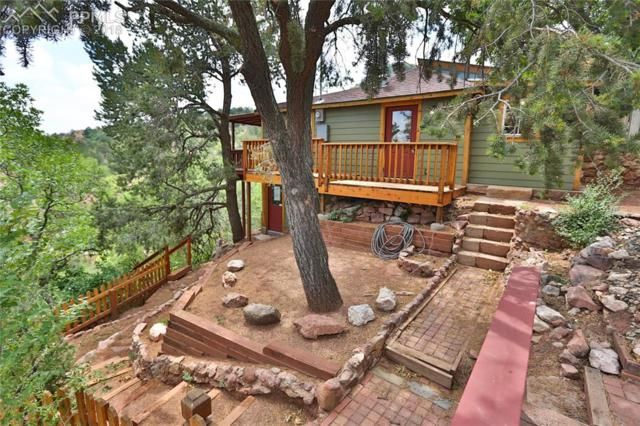 327 Oklahoma Road, Manitou Springs, CO 80829 (#3408347) :: Fisk Team, RE/MAX Properties, Inc.