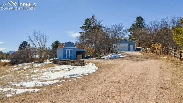 19430 Spring Valley Road, Monument, CO 80132 (#3409581) :: 8z Real Estate