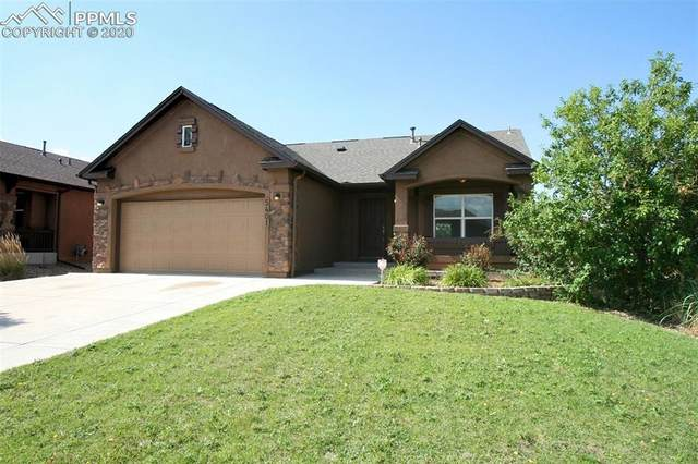 5401 Barnstormers Avenue, Colorado Springs, CO 80911 (#3413065) :: Tommy Daly Home Team