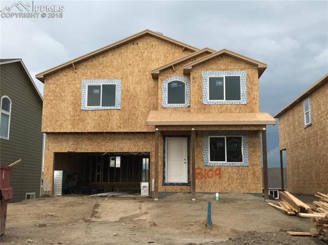 8109 Misty Moon Drive, Colorado Springs, CO 80924 (#3414694) :: The Hunstiger Team