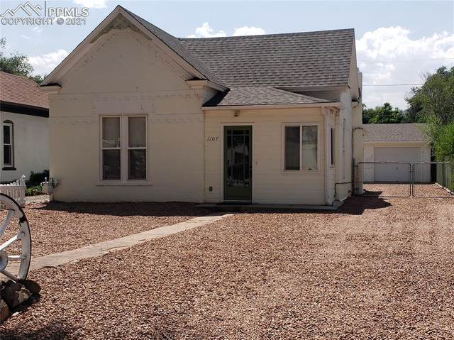 1107 S 4th Street, Canon City, CO 81212 (#3414792) :: The Dixon Group