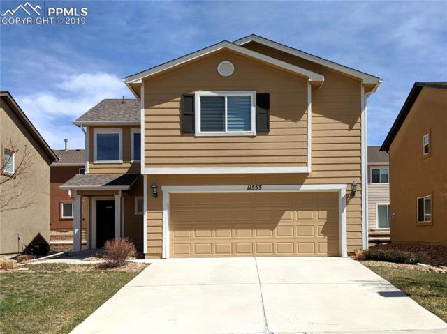 11553 Hibiscus Lane, Colorado Springs, CO 80921 (#3415322) :: The Hunstiger Team