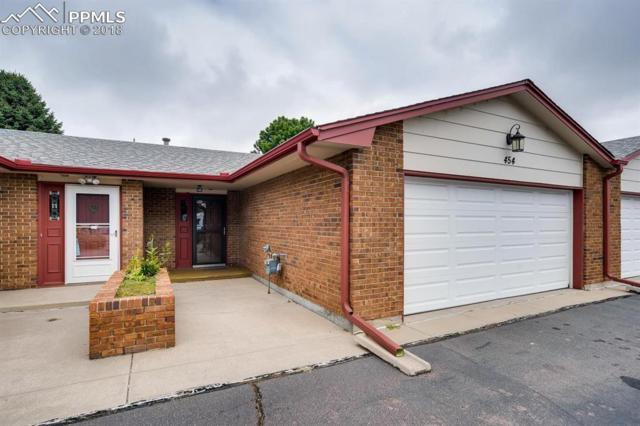 454 Lakewood Circle, Colorado Springs, CO 80910 (#3415359) :: Colorado Home Finder Realty