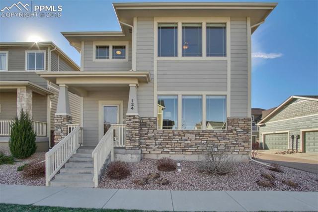 124 S Favorite Street, Colorado Springs, CO 80905 (#3415989) :: The Hunstiger Team