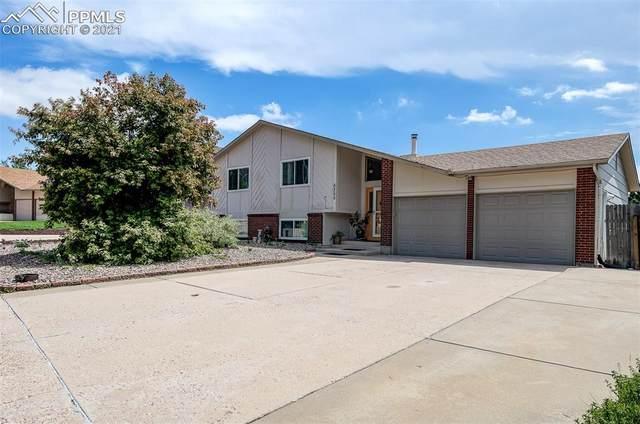 6350 Snowbird Drive, Colorado Springs, CO 80918 (#3416366) :: Action Team Realty