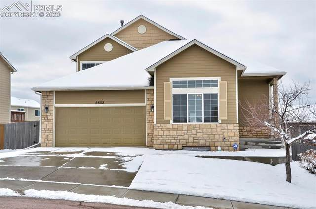 6652 Passing Sky Drive, Colorado Springs, CO 80911 (#3418787) :: The Dixon Group